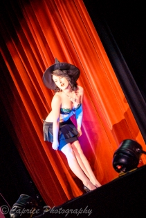 The risque burlesque show for those who dare!