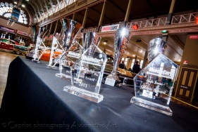 Trophies; one of the highlights of any car event