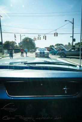 mustang interiors, driving a mustang