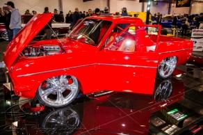 Best of Breed Street Machine Champion, Nathan Borg, Datsun 1200 Ute, HRDWRK