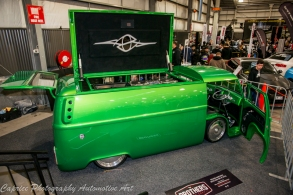 bliss n eso kombi, custom kombivan
