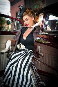 miss kiss vintage, rockabilly models, rockabilly photos