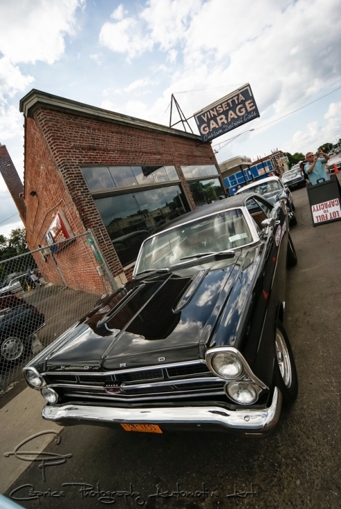 Vinsetta Garage, Ford fairlane 500