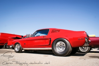 blower, 68 Mustang GT