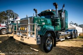 mack superliner, calega