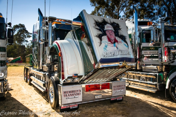 truck shows on in victoria