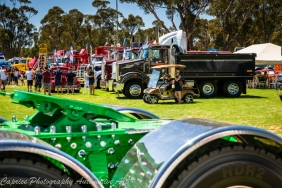 castlemaine truck show, fifth wheels,