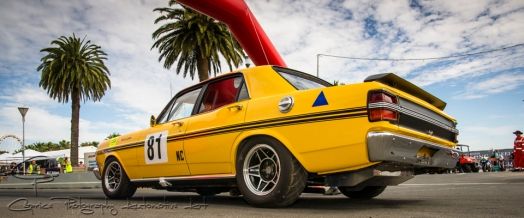 yellow cars, xy gt falcon