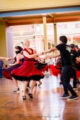 rockabilly dancing,