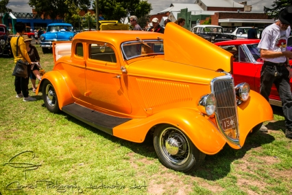 1934 coupe, steel bodied hot rods
