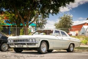 65 impala, weld wheels