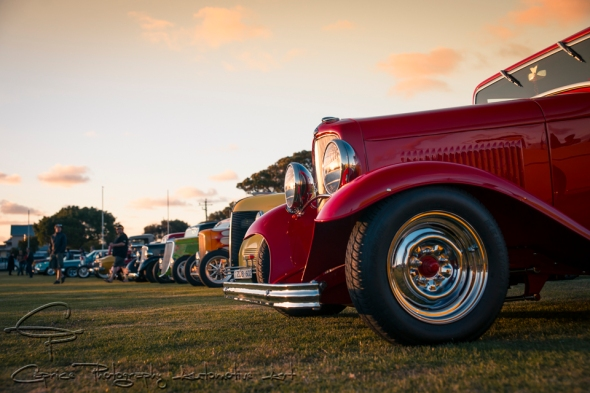 hot rod show in victoria