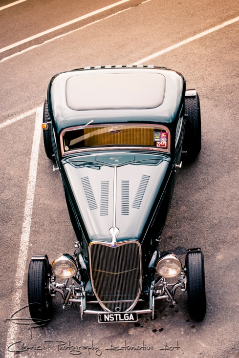 1934 ford hotrod, green hot rods,