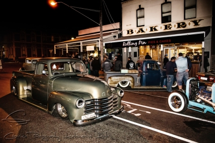 old school cruisin, cruise nights, queenscliff rod run 2015