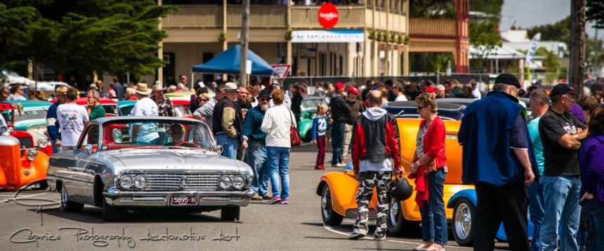 queenscliff rod run pics, princes park, hotrod shows