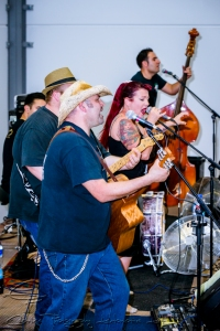 Itchy Fingers Featuring Cherry Devine, rockabilly bands, melbourne bands