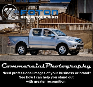 photographing new vehicles, industrial photography