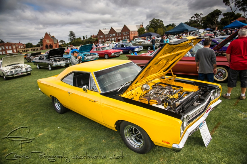 chrysler car show, geelong events