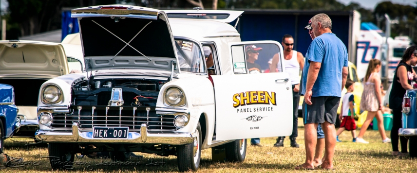 sheen panels ek holden, holden delivery van