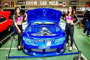 finevy, australian show cars