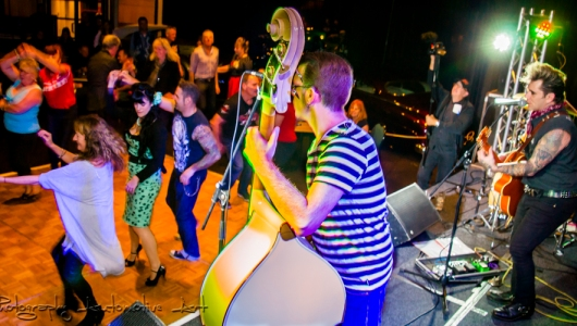 Rumblin Wolf, rockabilly bands