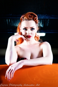 pinup models, miss madison louise