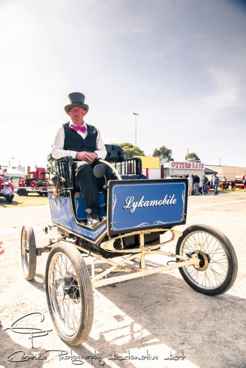 Steam car!