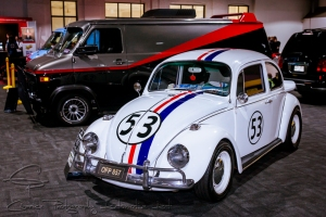 the largest ever gathering of beloved TV and movie cars