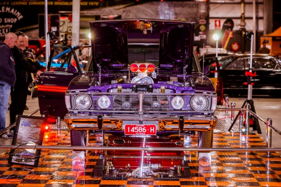 With 450 stunning show cars on display and 75 trophies plus a prize pool of $100,000 up for grabs,