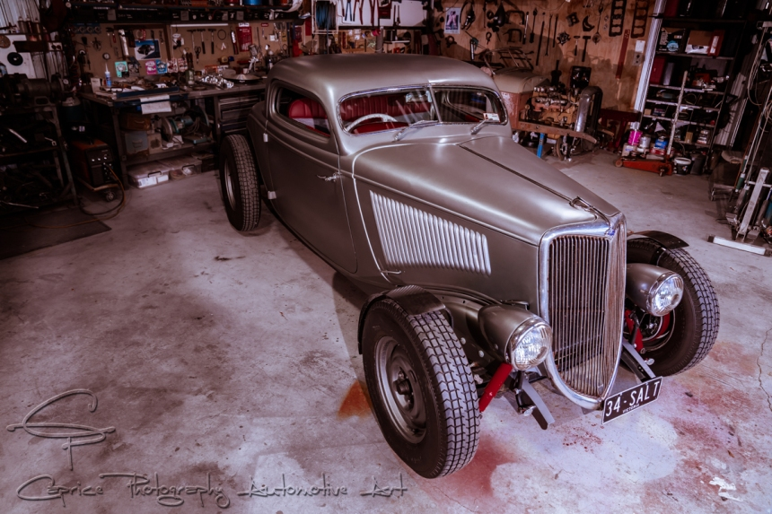 34 coupe hot rod