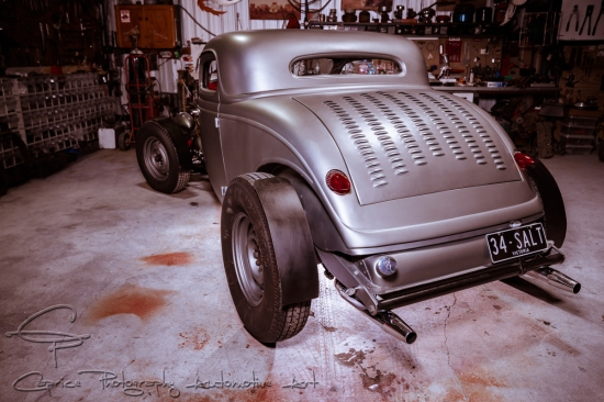 hot rod trunk