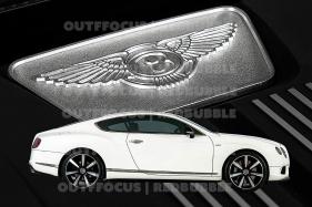 Bentley badge combo
