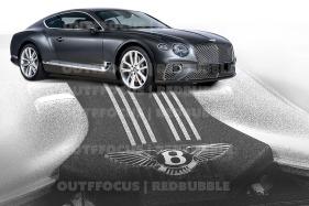 Bentley W12 engine comp