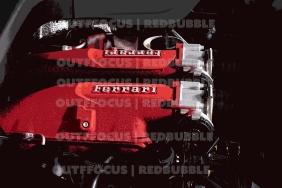 Ferrari 488 engine3