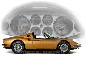 Ferrari Dino dash comp