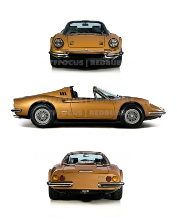 Ferrari Dino X3