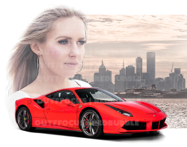 Ferrari female city
