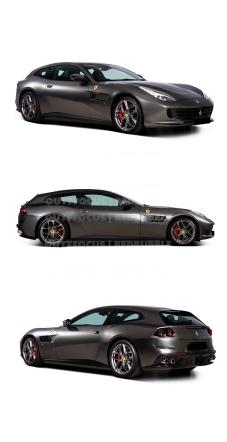 Ferrari Lusso X3