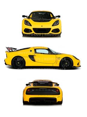 Lotus Exige 410 sport X3