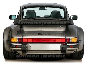 Porsche Carrera rear