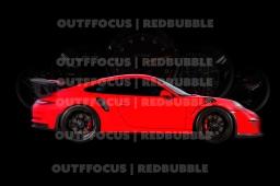 Porsche GT3RS dash comp