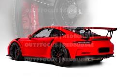Porsche GT3RS wheel comp